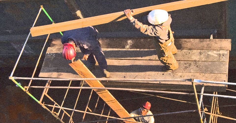 Construction Focus Four - Stay Safe With HSI