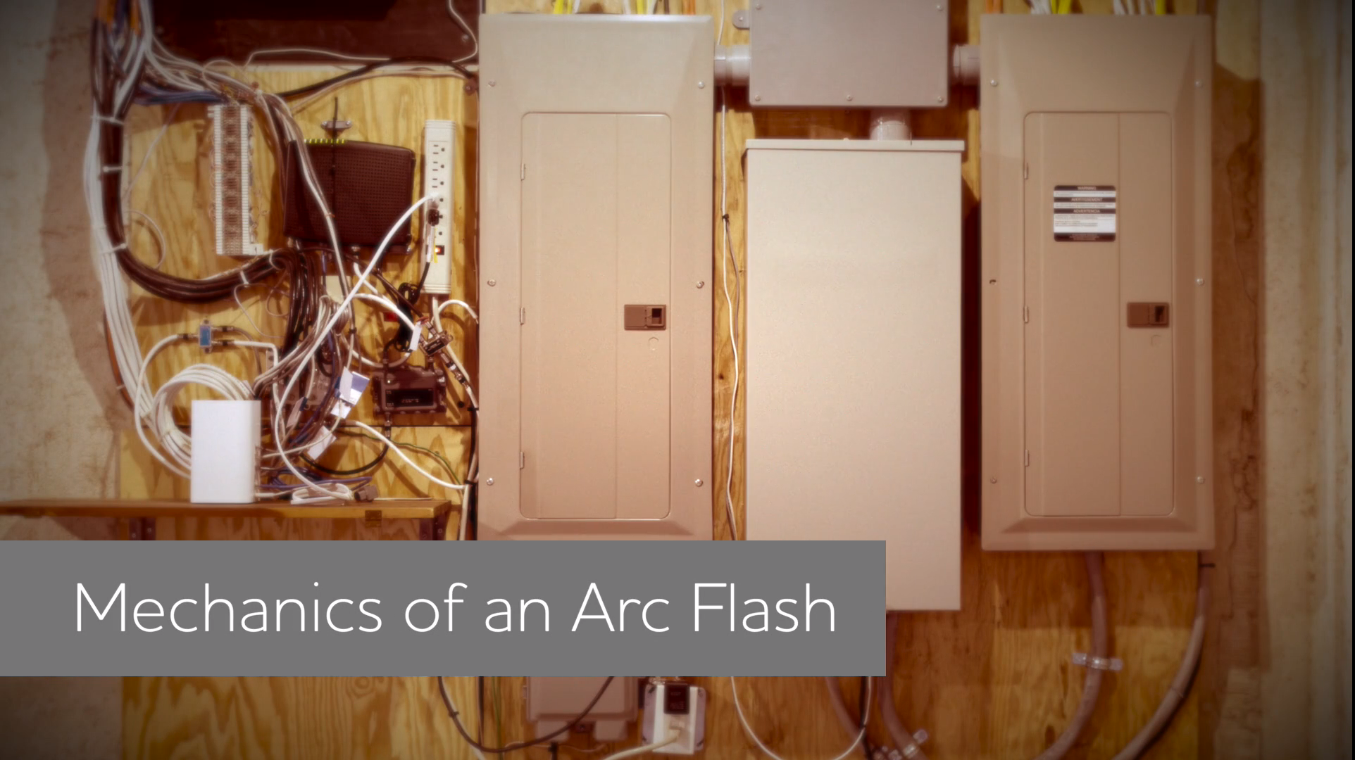Mechanics of Arc Flash