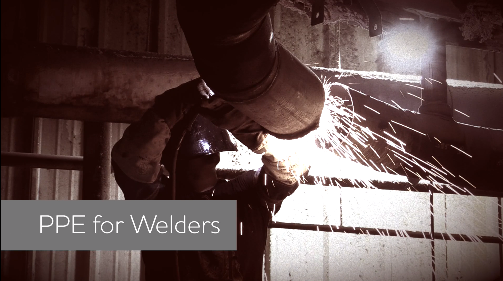 Personal Protective Equipment (PPE) for Welders
