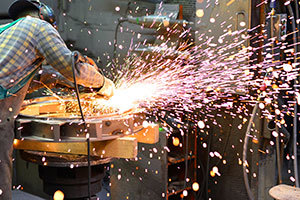 Industrial Machining and Welding