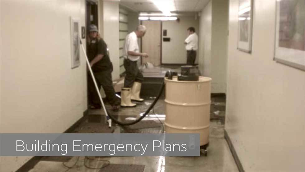 Building Emergency Plans