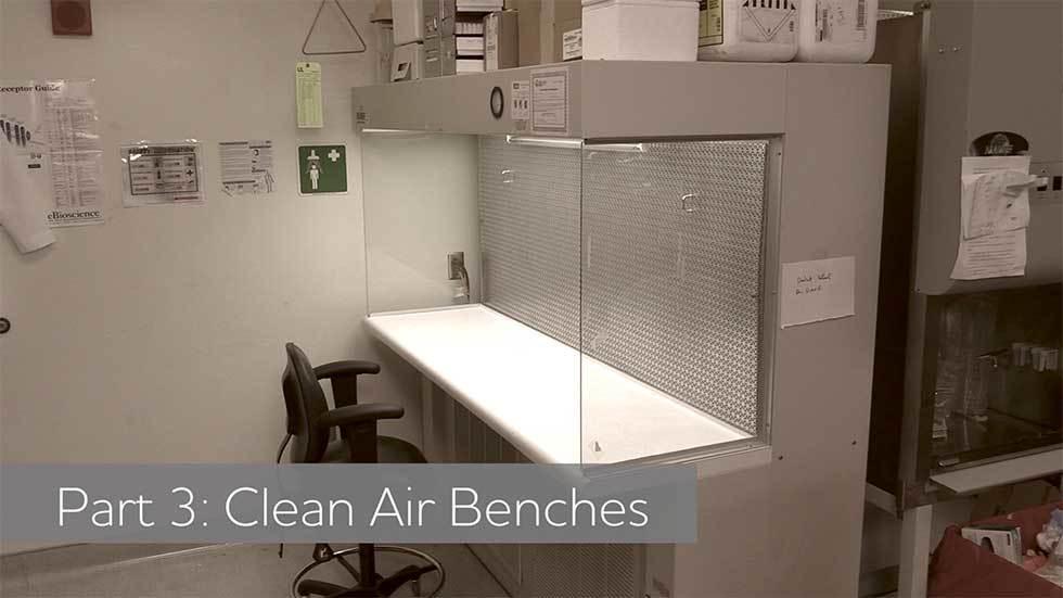 Clean Air Bench