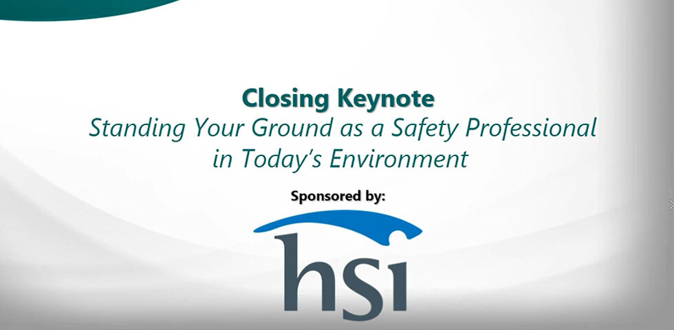 EHS Daily Advisor | Standing Your Ground as a Safety Professional in Today's Environment