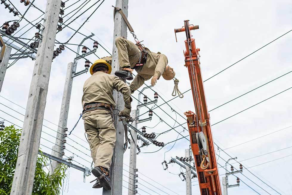 Electrical Pole Top Rescue
