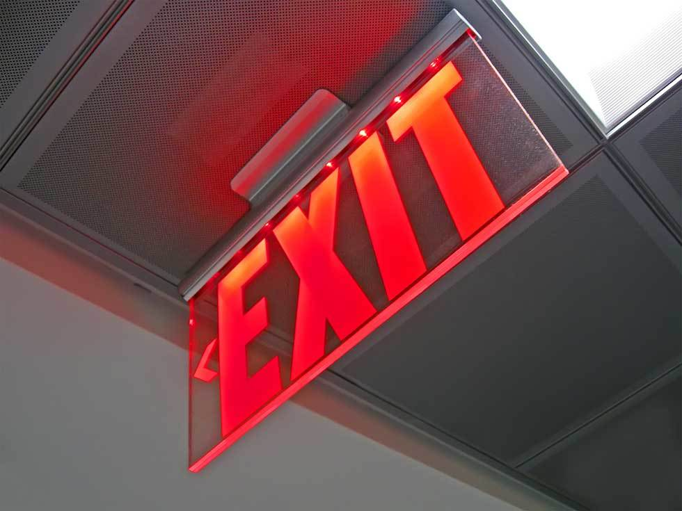 Exit Inspections