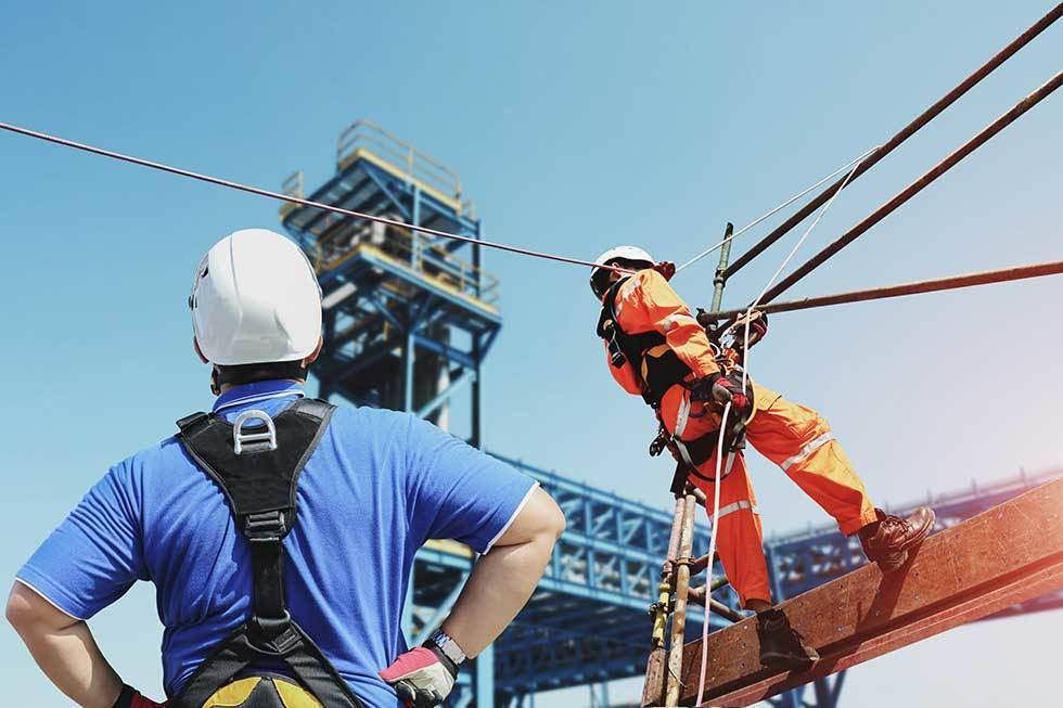 Sling Safety for Electrical Workers