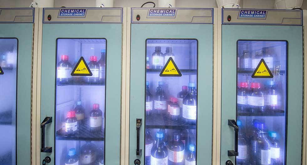 Toxic Gas Cabinets