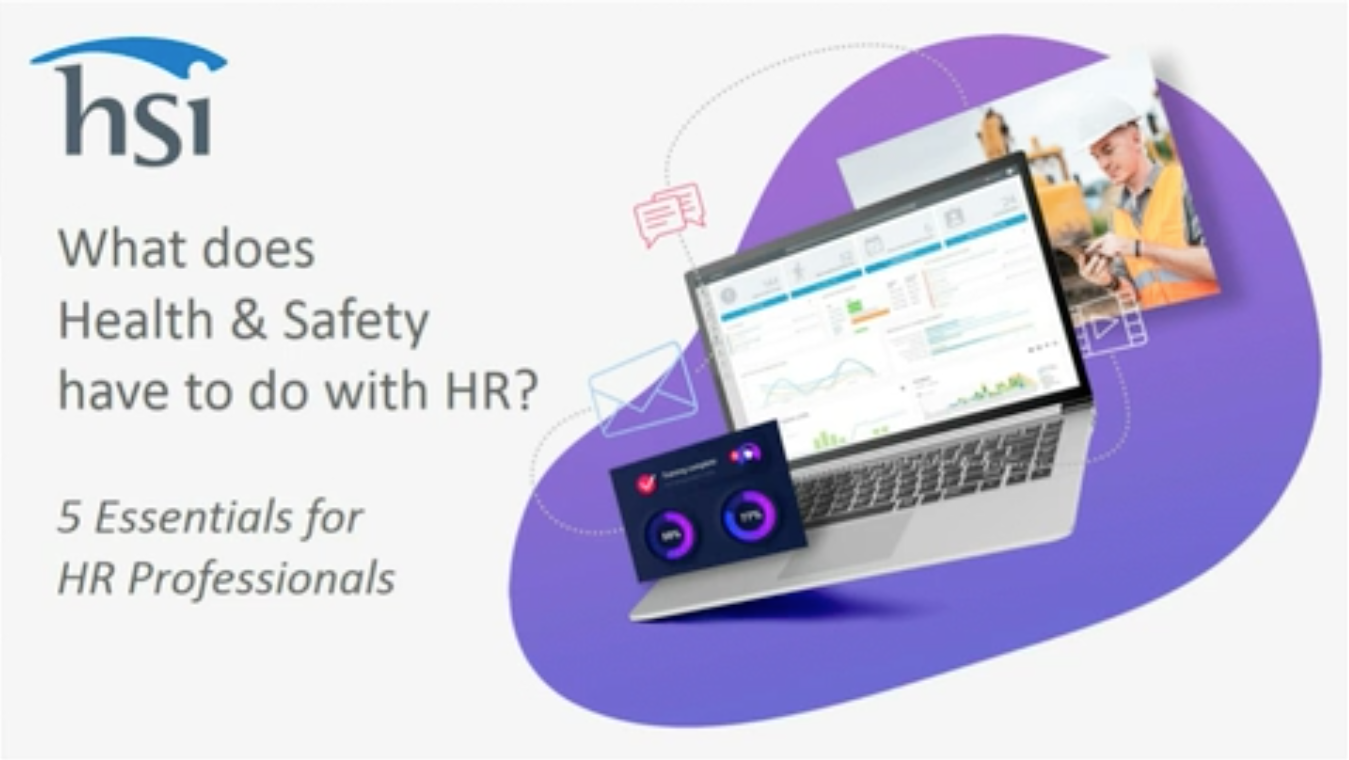 What Does Health & Safety Have to do With HR? 5 Essentials for HR Professionals