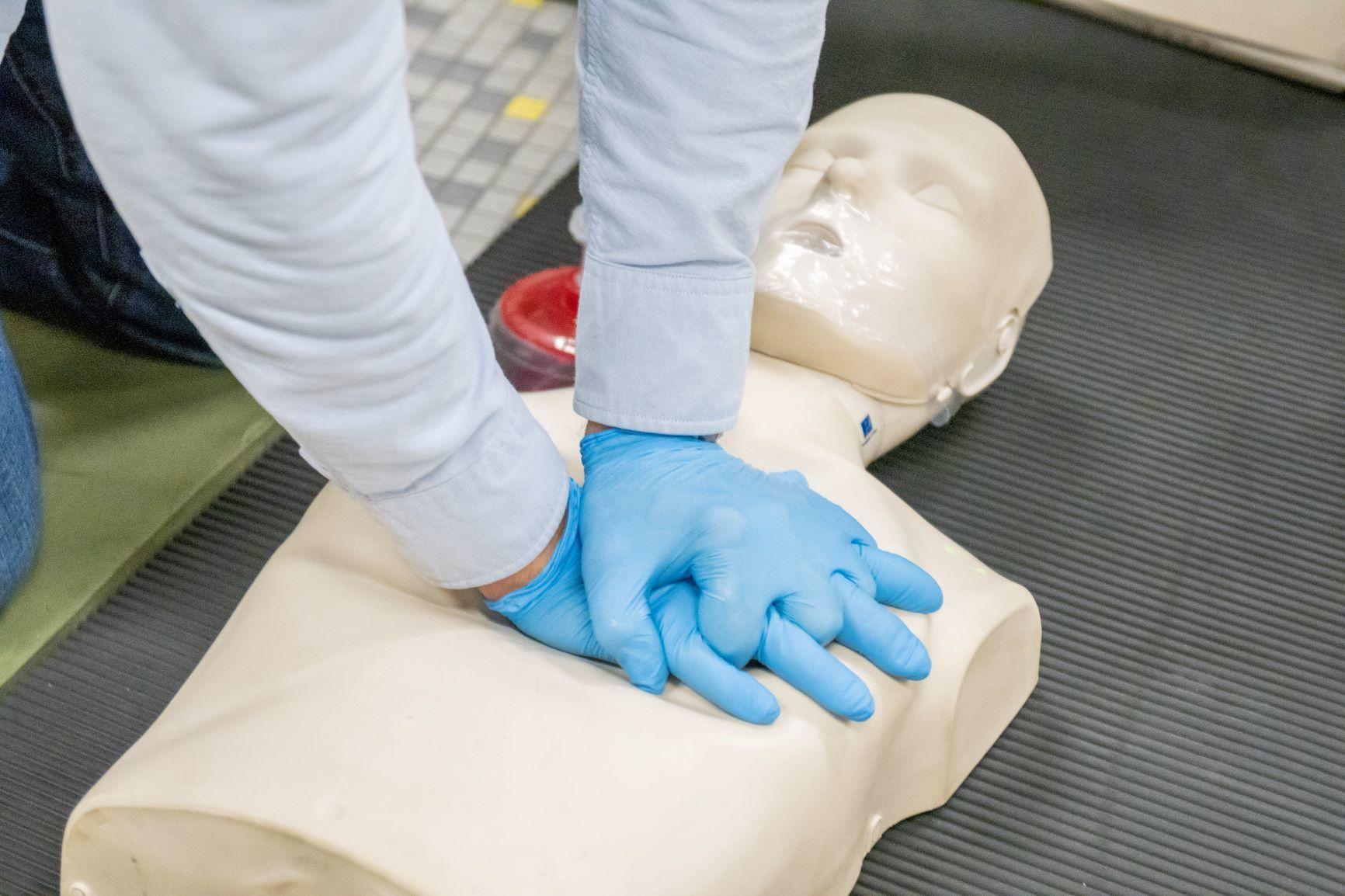 CPR Hands