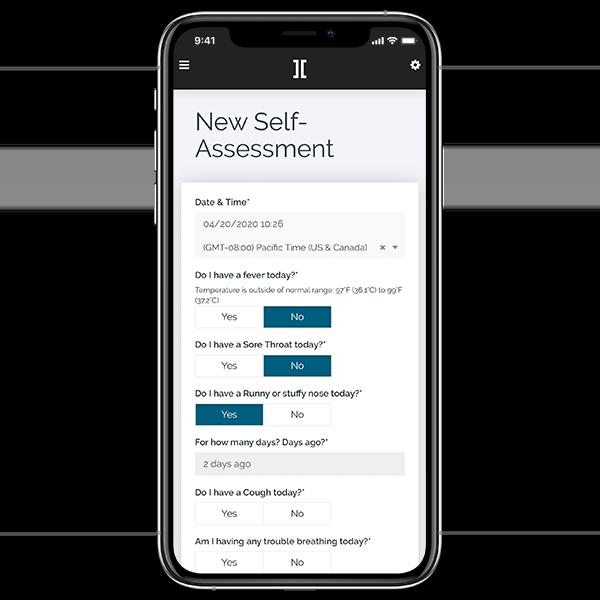 Self Assessment i Phone no BG