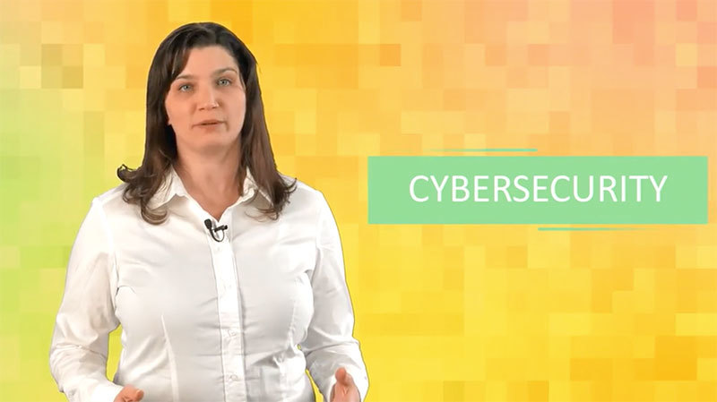 Video cyber security