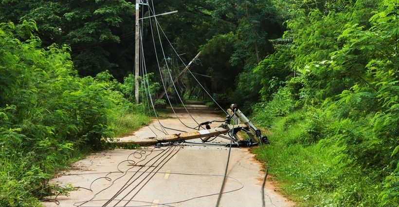 What to do in the event of Downed Power Lines (Video)