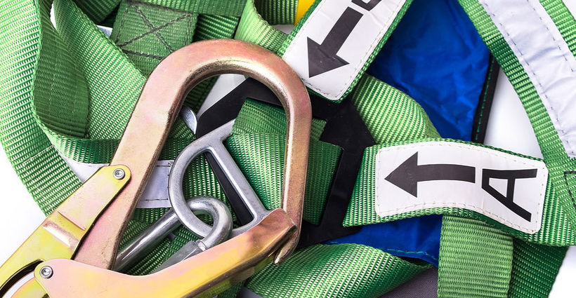 How To Put On A Fall Protection Harness The Right Way