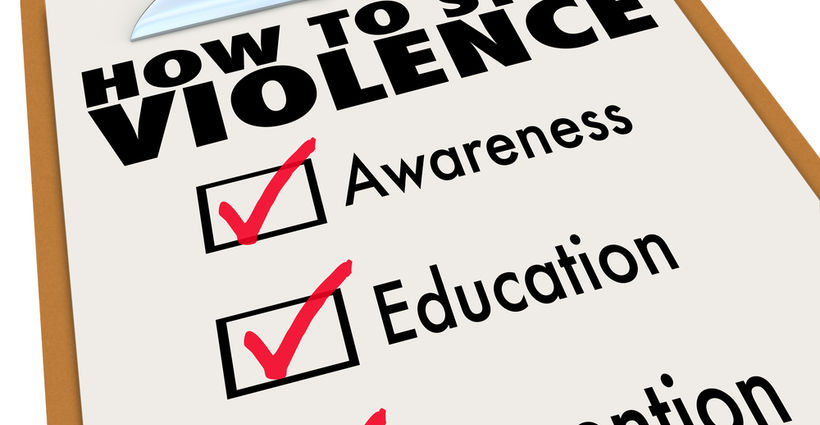 Violence Prevention: Part One