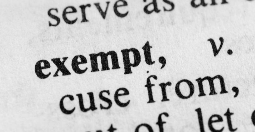 Q & A: Exempt from OSHA?