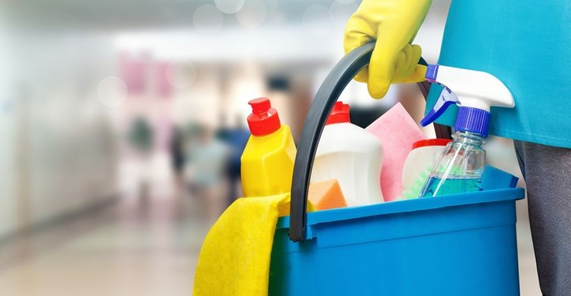 Cleaning Products in California and Meeting Right-to-know Regulations