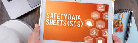 Safety Data Sheets Under Globally Harmonized System (GHS)