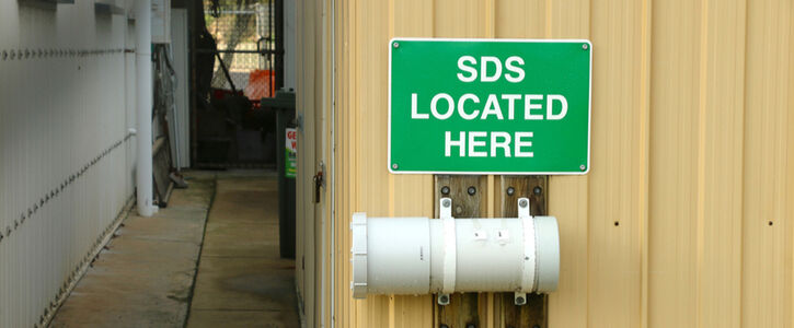 Q & A: Do You Need a Safety Data Sheet (SDS) for That?