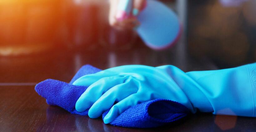 EPA-Registered Disinfectants & Safety Data Sheets (SDS)