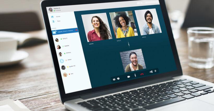 Web Meeting Productivity