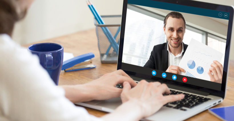 Worker's Guide to Participating in Web Meetings