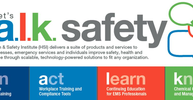 T.A.L.K. Safety With HSI