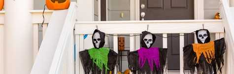 Halloween Decoration Safety