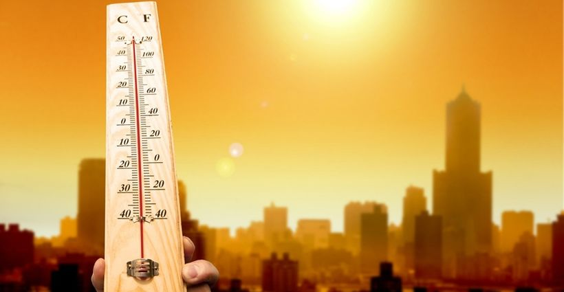Stay Safe When Working in Hot Weather