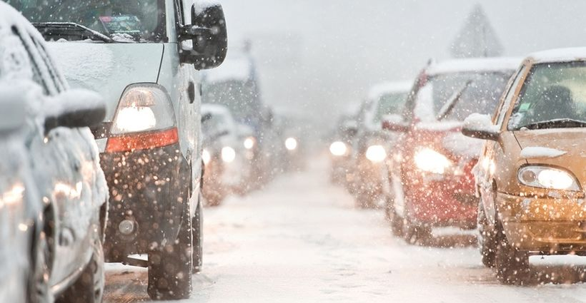 Prepare Your Workers for Winter Driving