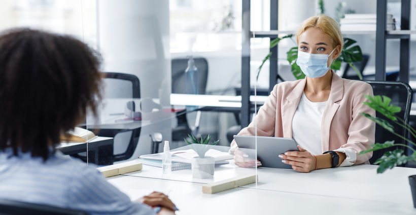 Preventing the Spread of COVID-19 in Workplaces