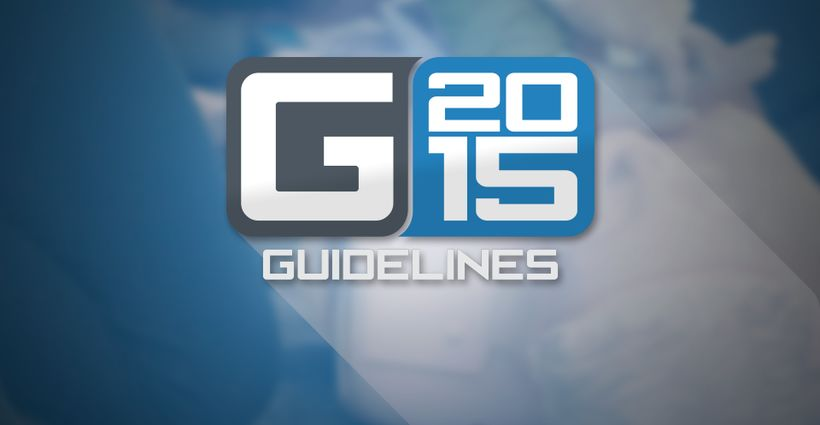 2015 Guidelines Update Summary Document Now Available