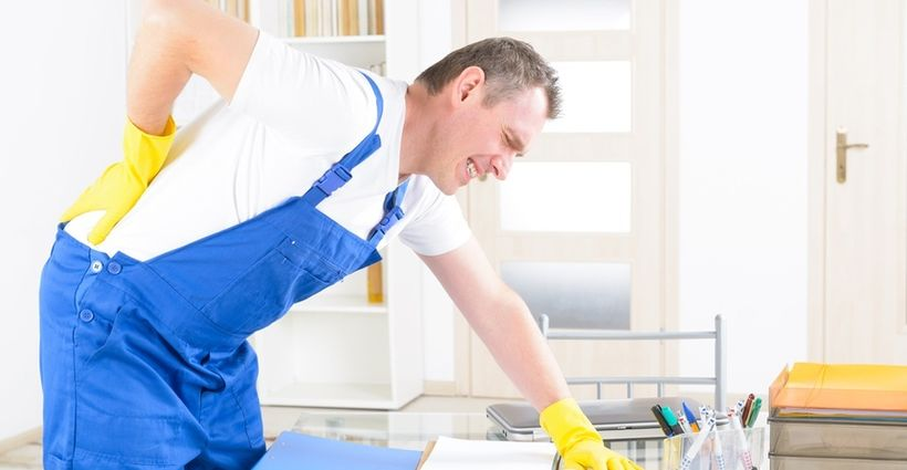 Preventing Back Injuries in the Workplace