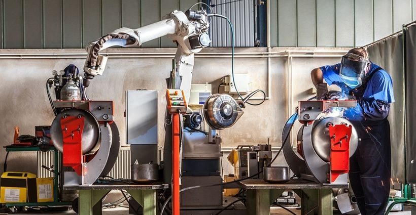 Robots and Workplace Safety