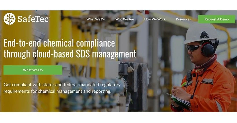 EHS Compliance and Safety Resources From Safetec