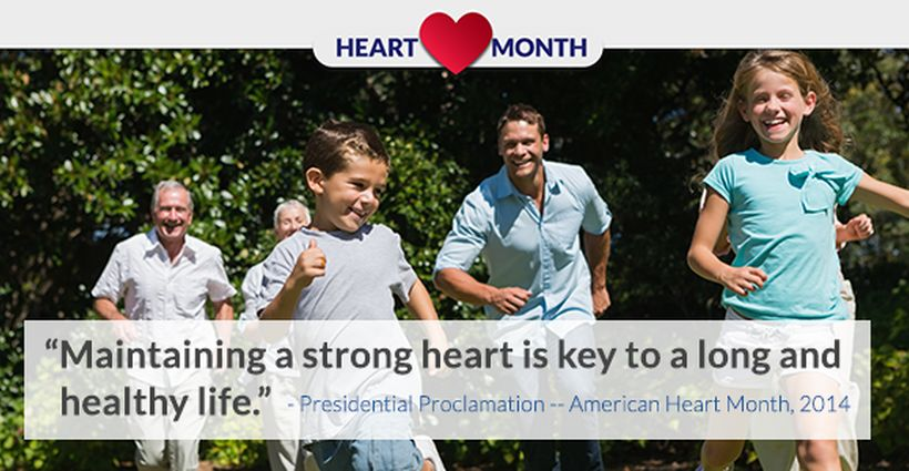 Heart Month 2014 is Here and We Have Instructor Resources!