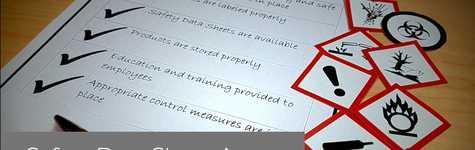 Safety Data Sheet (SDS) Access