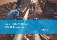 161 Reasons for an OSHA Inspection