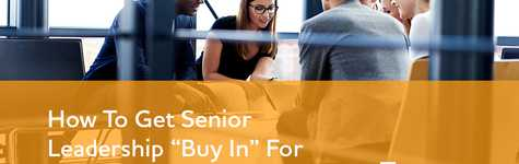 """How To Get Senior Leadership """"Buy In"""" For Online Safety Training"""