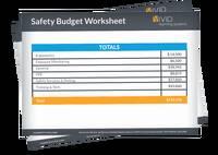 Safety Budget Worksheet