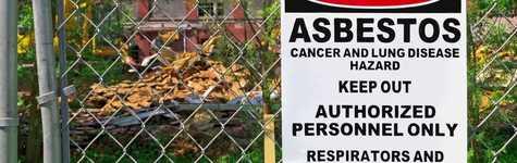 Asbestos Exposure Prevention