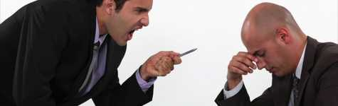How To Avoid & Handle Workplace Violence