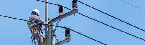 Overhead Line Safety for Electrical Workers