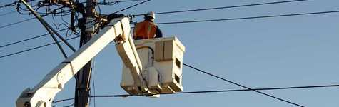 Bucket Rescue for Electrical Workers