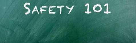 Safety 101: When Safety Needs Explaining