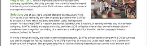 New York Utilities Provider