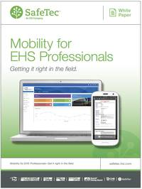 Mobility for EHS Professionals