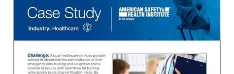 Healthcare Services Provider